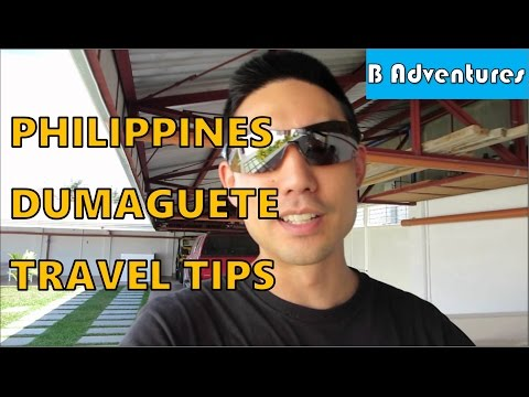 Dumaguete Travel Tips & Getting Sick, Philippines S2 Ep19