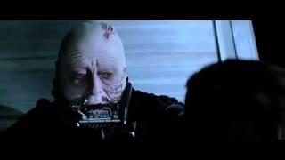 Star Wars VI Ultima escena de Darth Vader