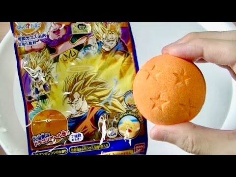 Dragon ball z kai majin buu saga surprise egg dragon ball for Dragon ball z bathroom