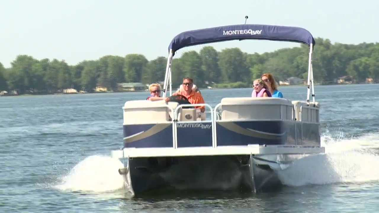 Montego Bay Pontoons Informational Video