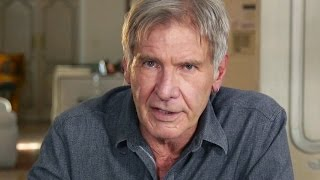 Harrison Ford Surprises Star Wars Fans To Announce New Omaze Campaign