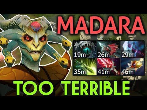 MADARA Dota 2 [Medusa] SoloMid - Too Terrible