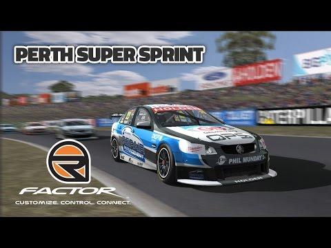 rFactor: Perth Super Sprint (V8 Supercars @ Barbagallo)