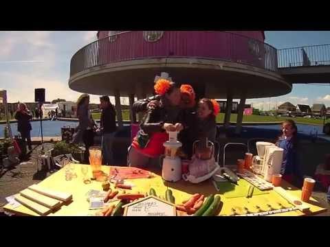 Koningsdag 2015 - Ons Cascadepark Almere Poort