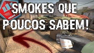 Smokes na MIRAGE que POUCOS sabem ‹ FPG ›