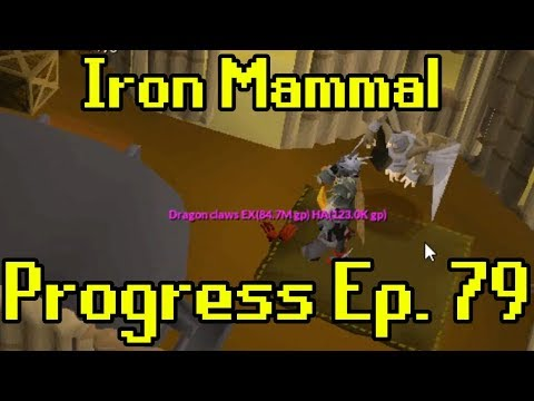 Oldschool Runescape - 2007 Iron Man Progress Ep. 79 | Iron Mammal