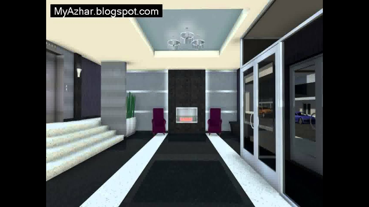 Apartment Design Ideas: Apartment Building Lobby Design Ideas1   YouTube