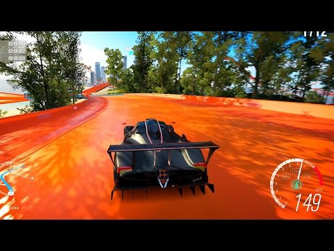Forza Hot Wheels - Part 13 - THE END (Huge Goliath Race)