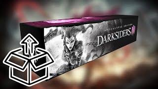 [UNBOXING] Розпакування колекційного видання Darksiders 3 за 30 000 грн!