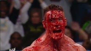 John Cena vs Randy Orton I Quit WWE Title Match  WWE Breaking Point 2009