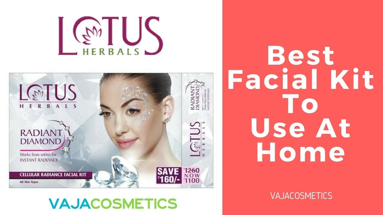 At home radiance facial