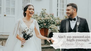 Ain't no mountain high enough | Marvin Gaye Cover