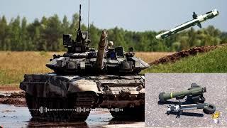О забытых джавелинах и заблудившихся танках Т-90