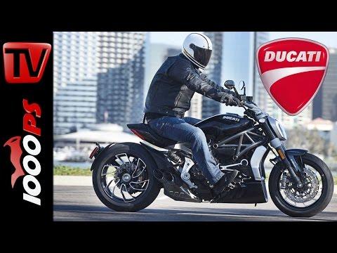 Ducati XDiavel Test 2016 | Fazit, Sound, Action