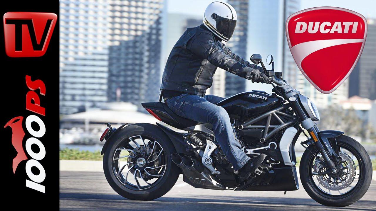 Ducati Diavel Youtube Sound