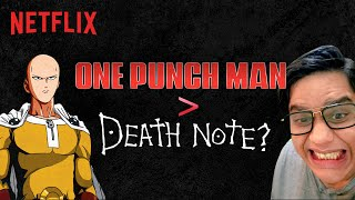 @Tanmay Bhat Reacts to One Punch Man | Netflix India
