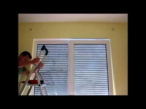 Vorhangstange Aufhängen kinderleichte montage einer gardinenstange in rekordzeit