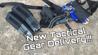 Brand New Tactical Gear Care Package From AWS!