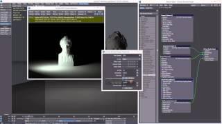 octane render for lightwave the render target