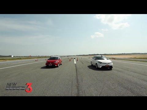 New MG3 Hello Fun Media Drive : #ทีมขับซ่า