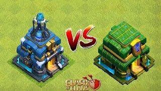 RATHAUS 12 vs RATHAUS 13 ☆ Was wird kommen? ☆ Clash of Clans