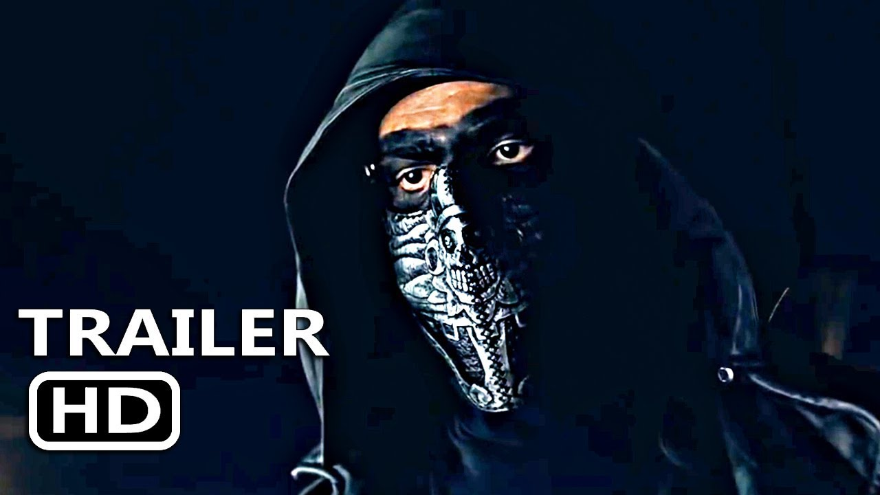 EL CHICANO Official Trailer (2019) SuperHero Movie