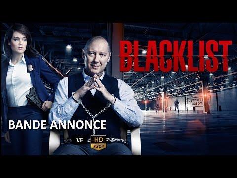 Blacklist Saison 1  Bande Annonce VF