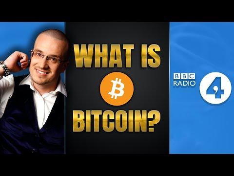 What Is Bitcoin? - BBC Radio 4 Interviews Simon Dixon