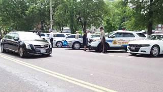 Officer Langsdorfs Funeral Procession