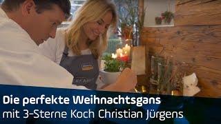 ANTENNE BAYERN | Die perfekte Weihnachtsgans | mit 3-Sterne-Koch Christian Jürgens