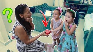 UMA SURPRESA PARA VOVÓ! FAMILIA DA RÊ NO BRASIL | RÊ ANDRADE VLOGMAS #12