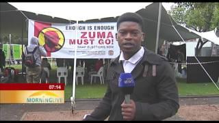 UPDATE: SAVE SA Pretoria protest