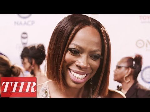 Download Youtube: Yvonne Orji: Team Issa or Team Lawrence? Talks HBO's 'Insecure' Season 3!   NAACP Awards 2018