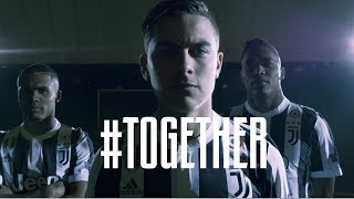 #TOGETHER to the Home of Football | Tottenham vs Juventus | Champions League