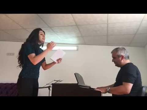 Monika Nazaryan -- Covastghiks Ծովաստղիկս (Աշուղ Աշոտ)