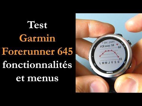 Test Forerunner 645 thumbnail