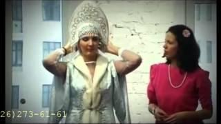 видео дед мороз в школу москва