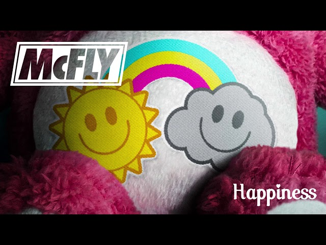 McFly - Happiness (Official Audio)