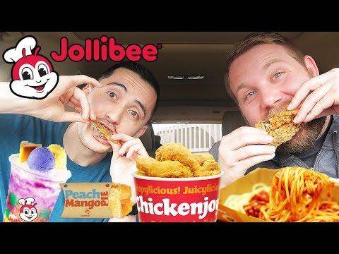 Jollibee Two Piece Spicy Chicken Dinner Filipino Fo