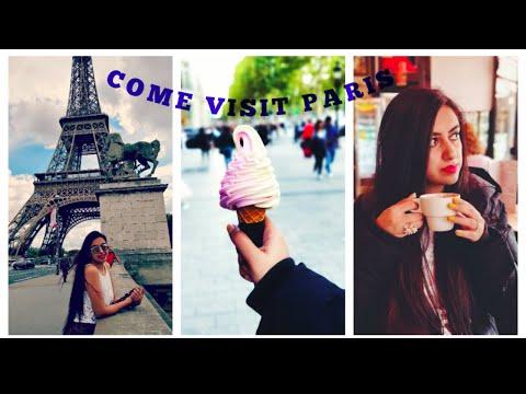 PARIS VLOG | PARIS IN SEPTEMBER | COME FEEL PARIS WITH US | BAANIPREET KAUR