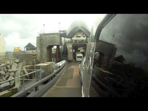 CalMac Ferry Loading Ramps - Larger Ports