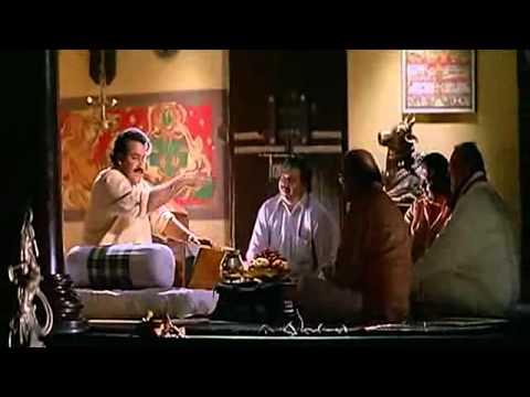 Lalettan hit dialogue from Aaramthamburan-Sangeetham