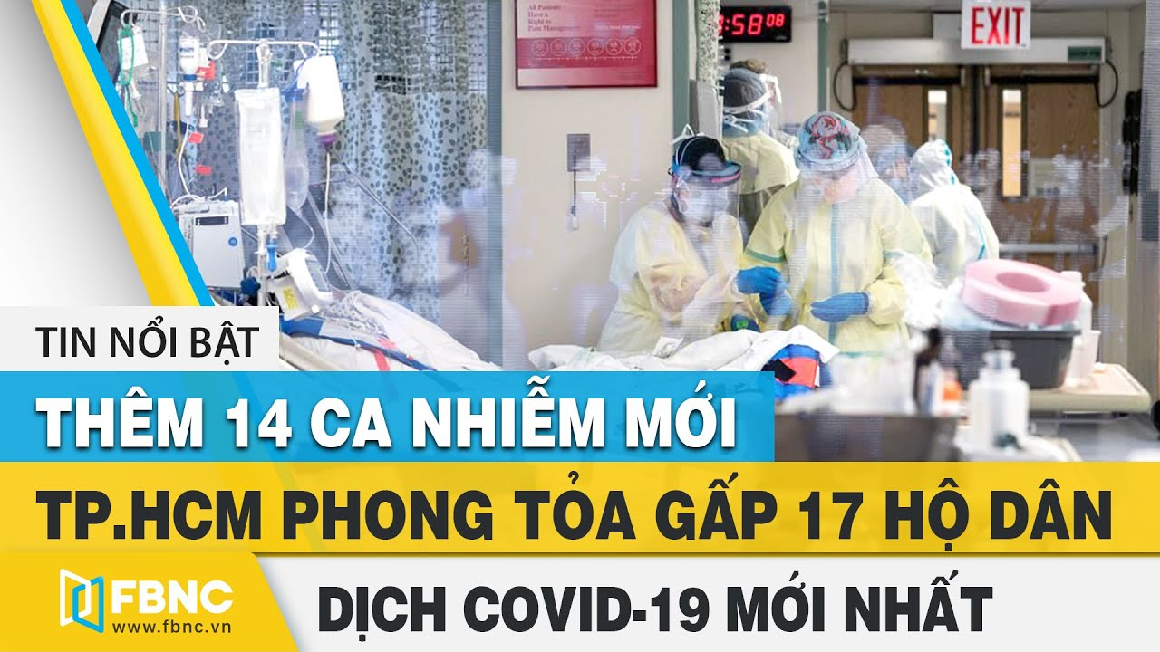 Tin Tức Covid 19 Mới Nhất Covid Hom Nay Á»Ÿ Việt Nam Tối 20 8 Virus Corona Fbnc Youtube