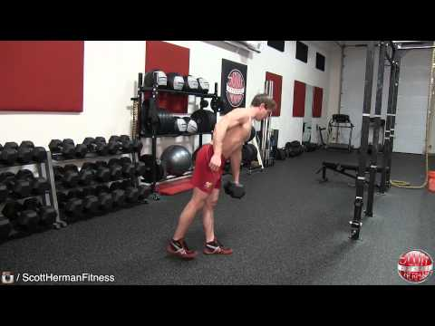 How To: Dumbbell Stiff-Leg Single-Leg Deadlift