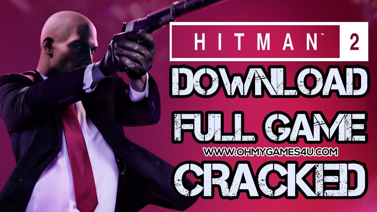 hitman 2 game crack