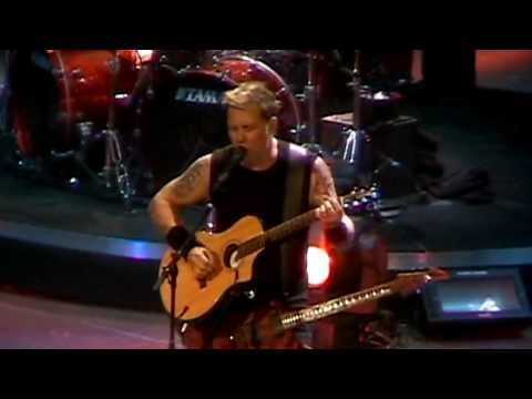 metallica the unforgiven live mexico 2009