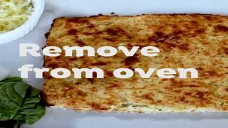 Nutrition Smart Recipe: Cauliflower Pizza