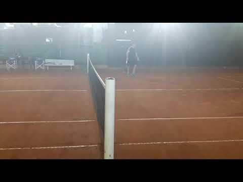 SEQUEIROS MOGGIA, Leandro vs BAREDES, Federico - MASTERS LONDRES 2018 - FINAL - Categoría 5ta