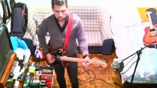 Blue Breathe Easy Guitar Cover