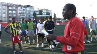 Turquie: les espoirs déçus de jeunes footballeurs africains